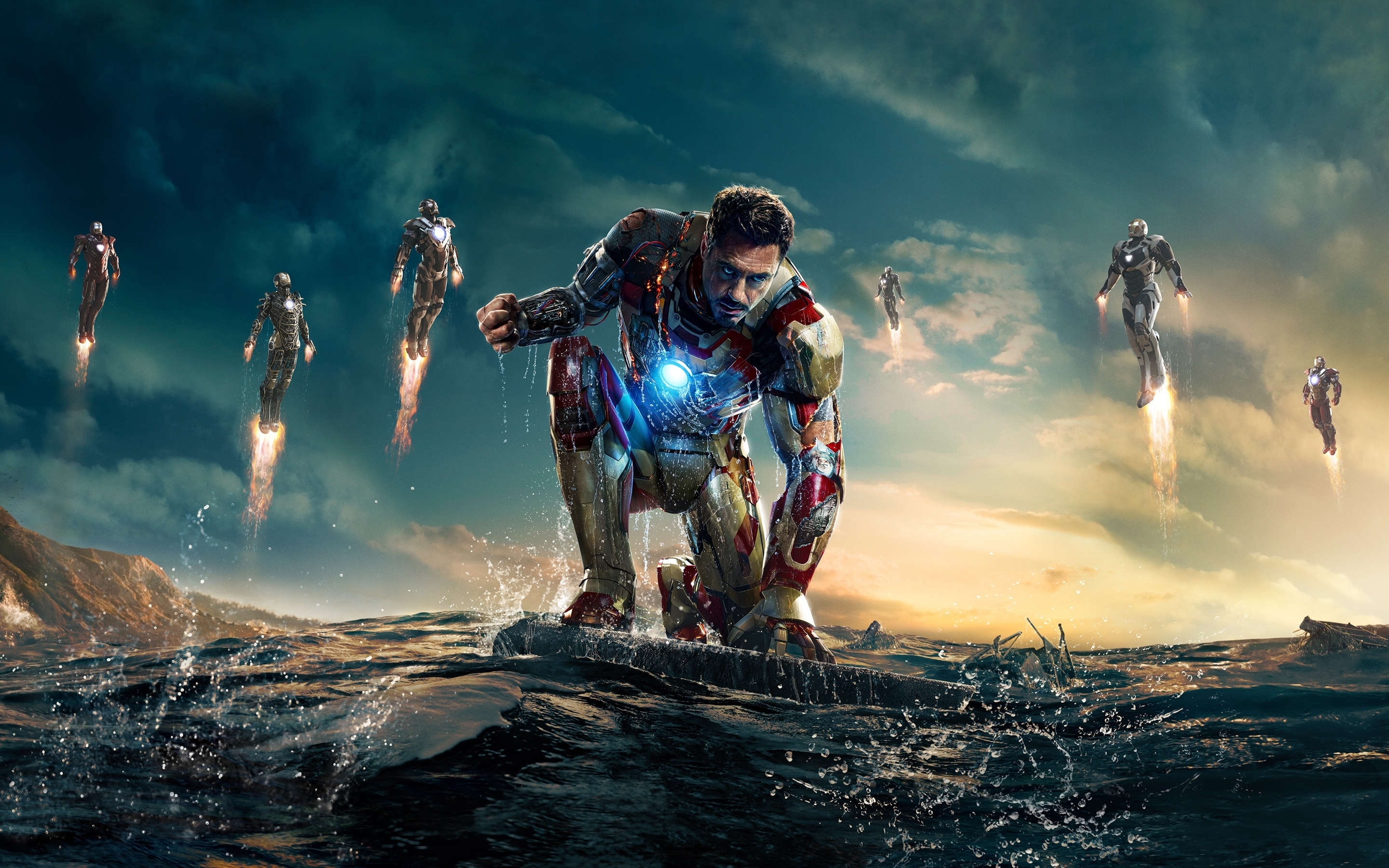 Iron Man 3 New Mac Wallpaper Download Mac Wallpapers Download 2880x1800