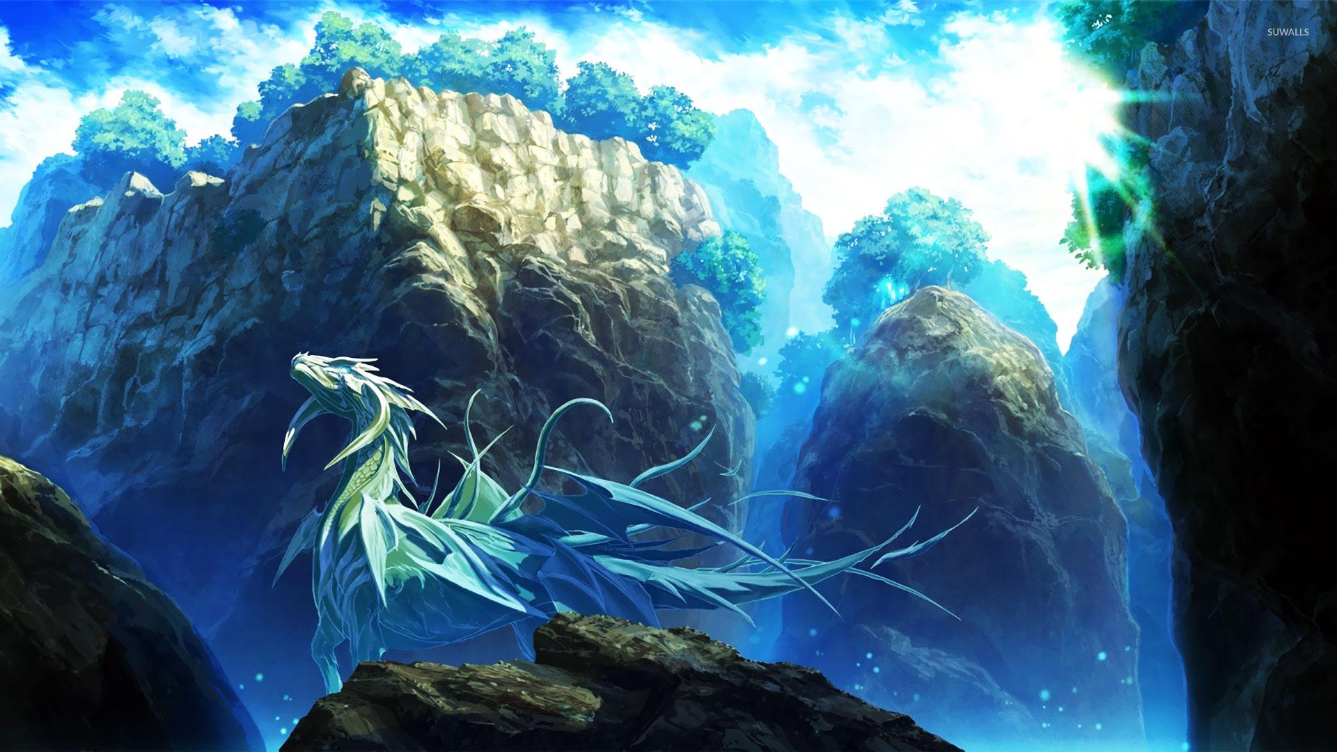 Ice dragon wallpaper   Fantasy wallpapers   18598 1280x800