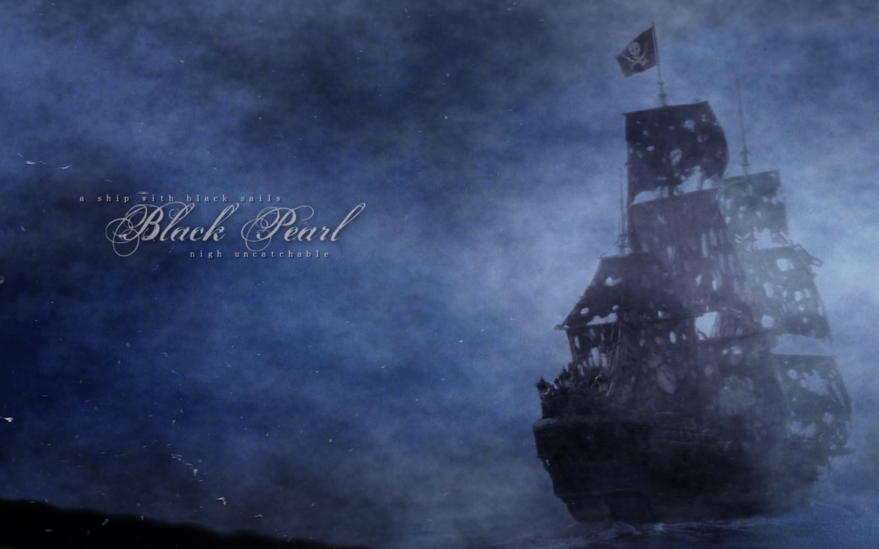 46 The Black Pearl Wallpaper On Wallpapersafari