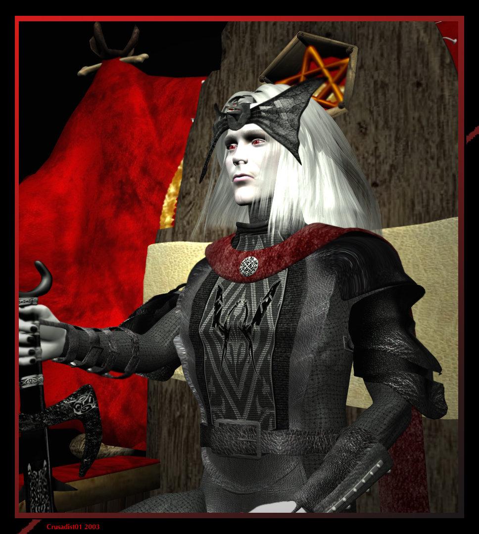 Elric of Melnibone by crusadist01 968x1080