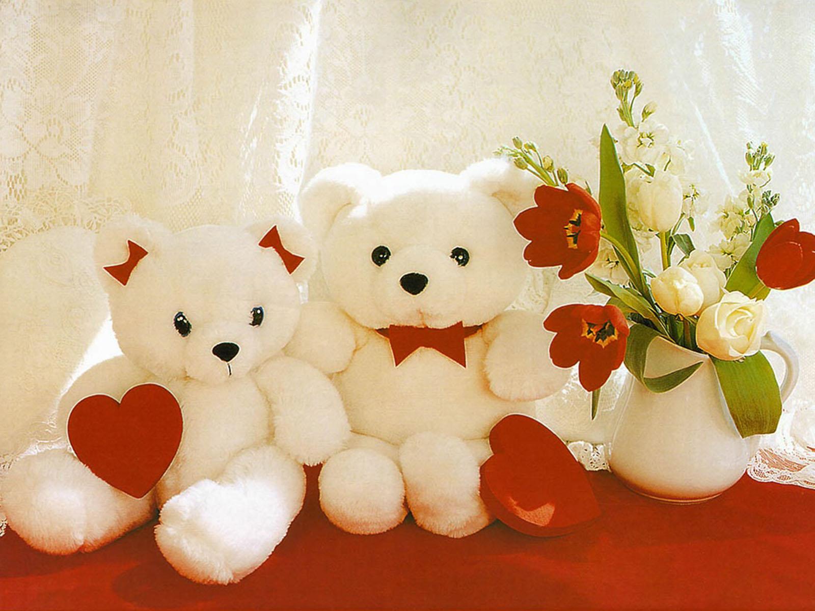 Cute Teddy Bear Wallpapers For Desktop Hd Size cute tedd 1600x1200