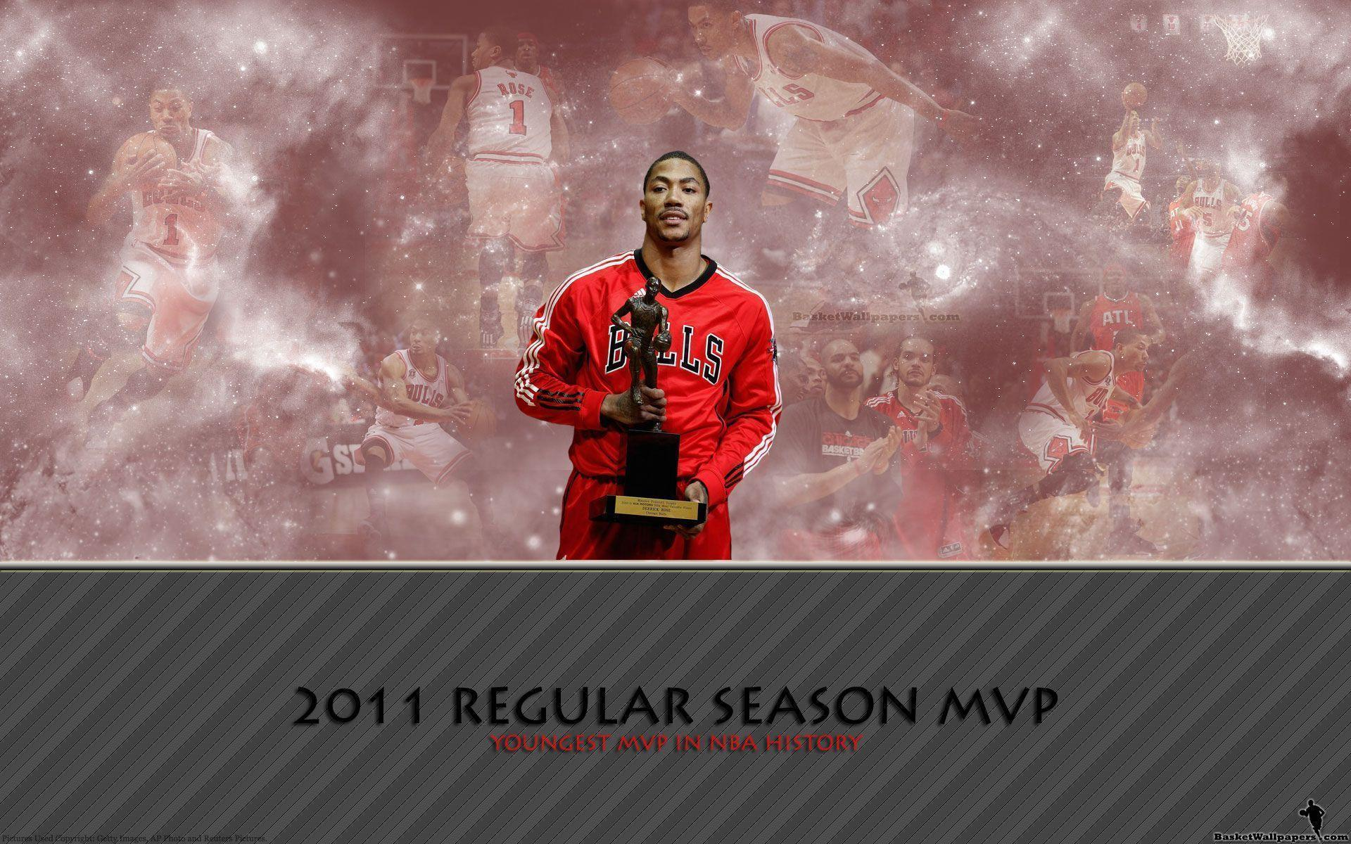 Derrick Rose MVP Wallpapers 1920x1200