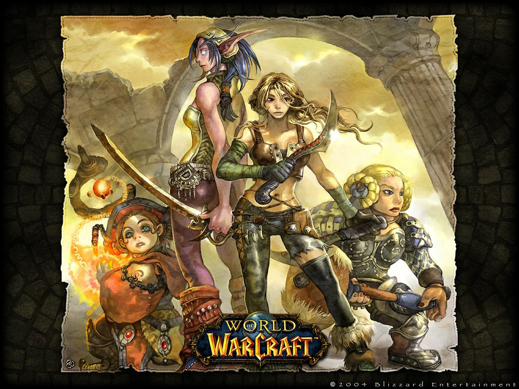 Its a World of Warcraft World of Warcraft brings in some new faces 1024x768