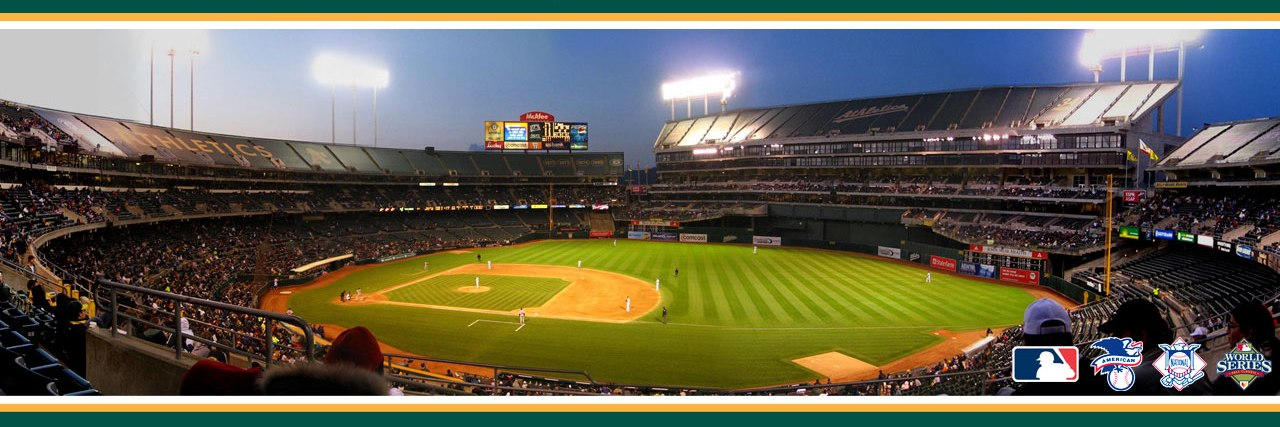 oakland athletics wallpaper 1280x427