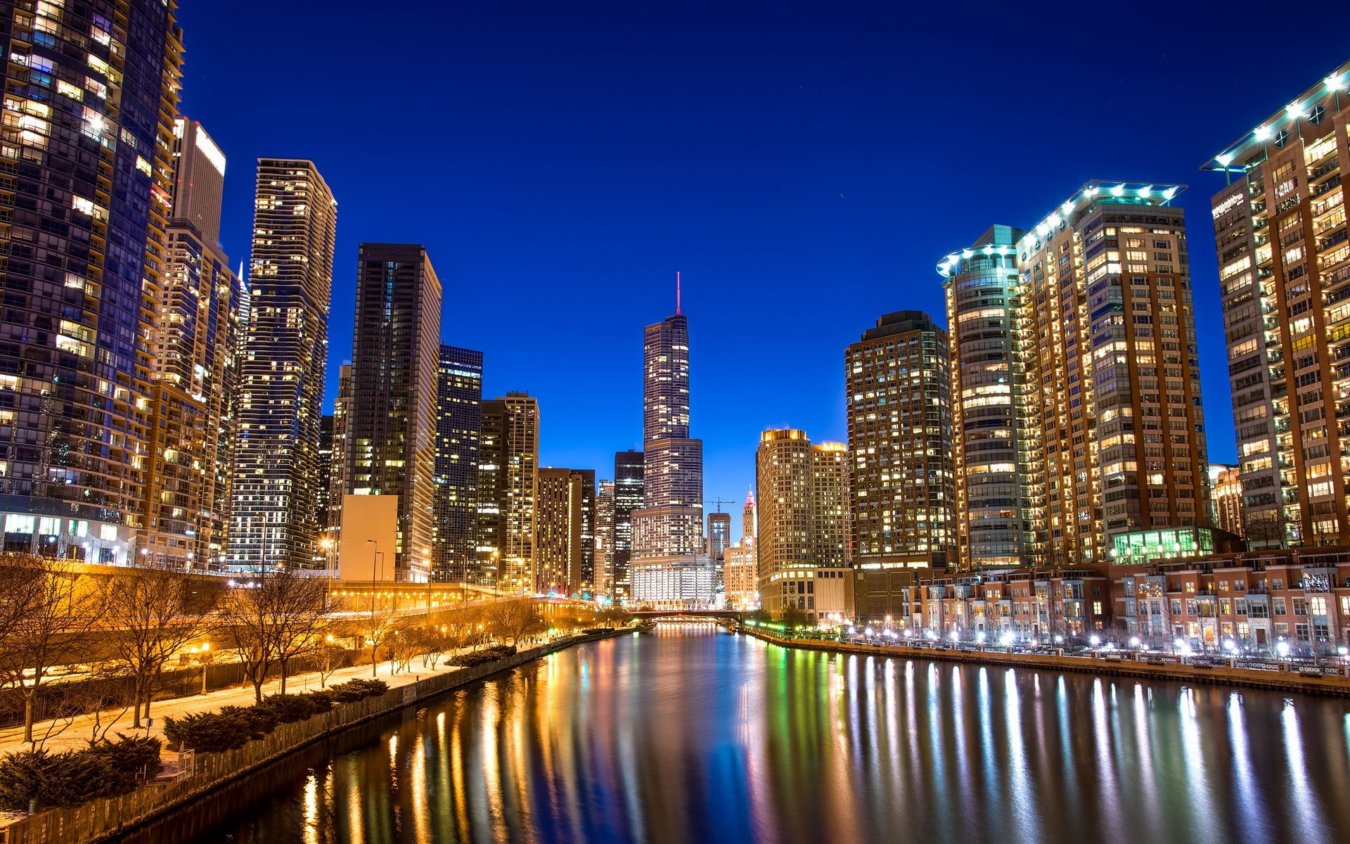 Chicago HD Wallpaper Background Image 1920x1200 ID426700 1920x1200