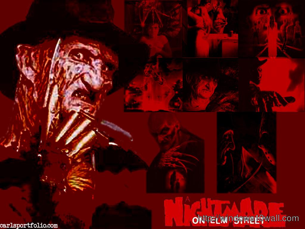 nightmare on elm street freddy krueger ideas background 1024x768