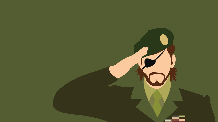 Free Download Big Boss Mgs3 Wallpaper By Oldhat104 900x506
