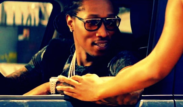 Wallpapers Future The Rapper With His Shirt Off 600x350