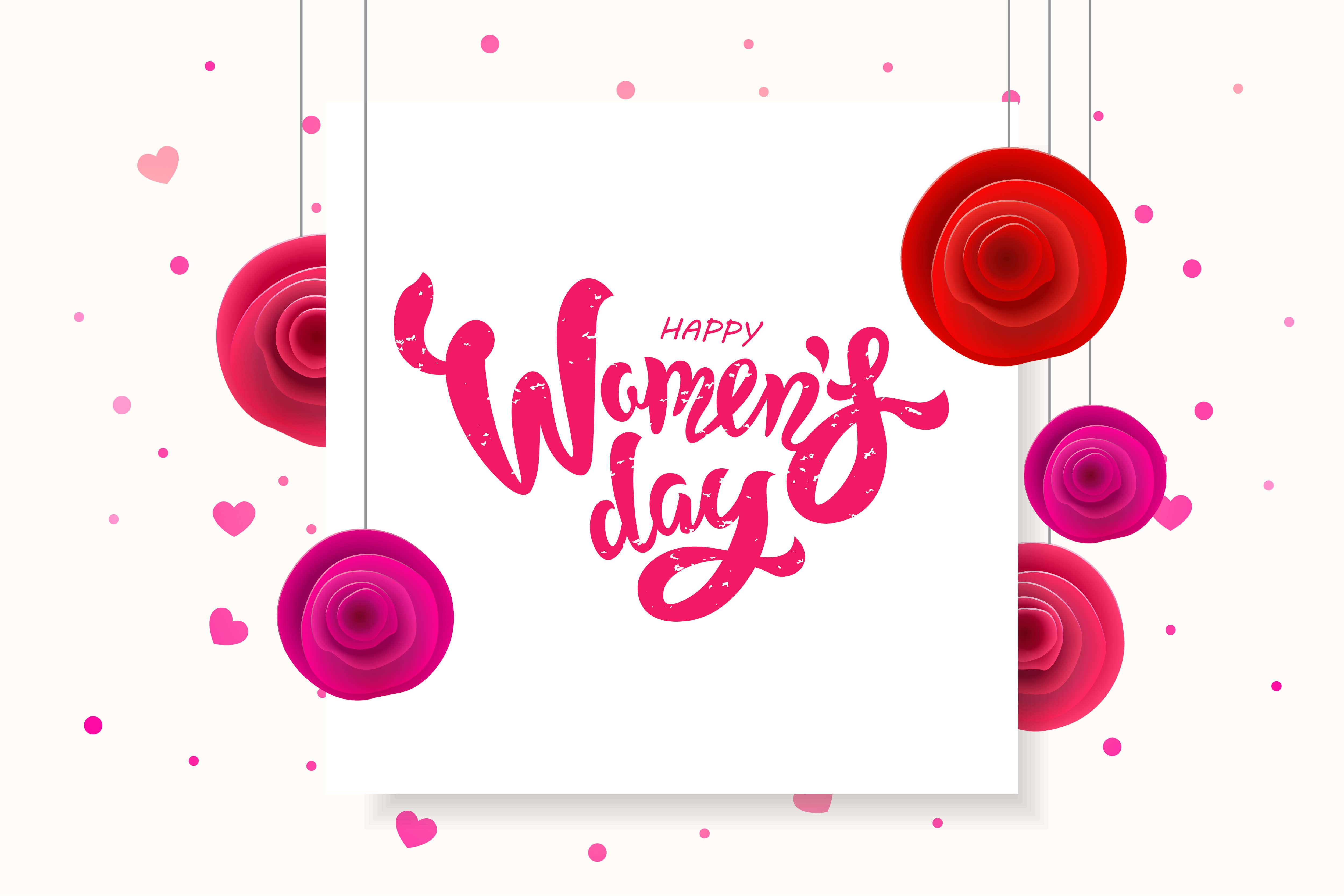 International Womens Day 2020 Slogans on women empowerment to 5000x3334