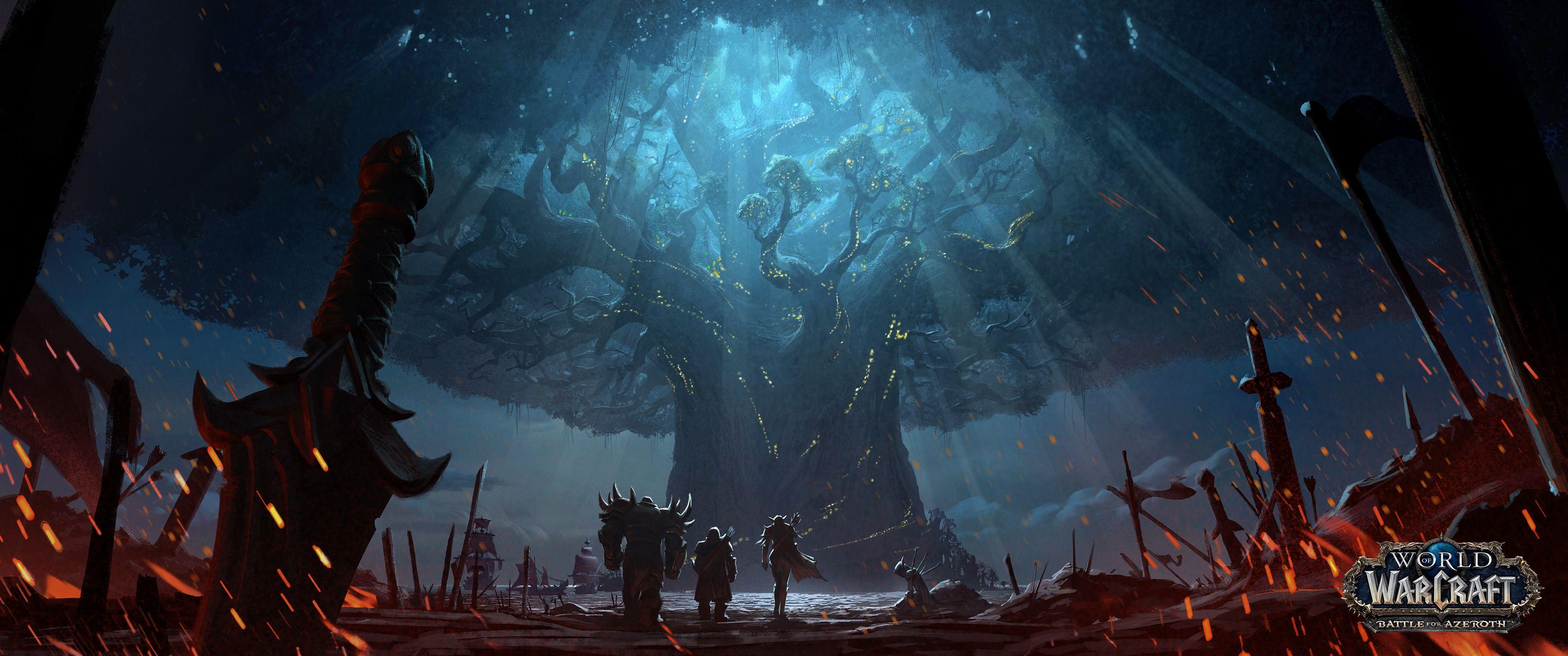 Warcraft Wallpapers   Top Warcraft Backgrounds   WallpaperAccess 3440x1440