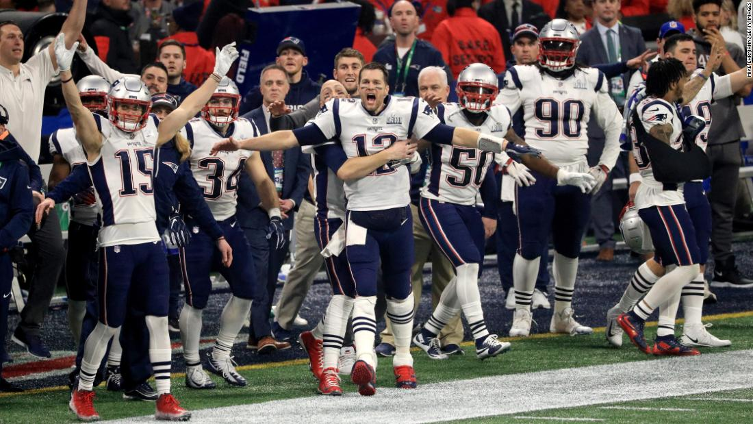 Super Bowl LIII Patriots win Super Bowl LIII for 6th title   CNN 1100x619