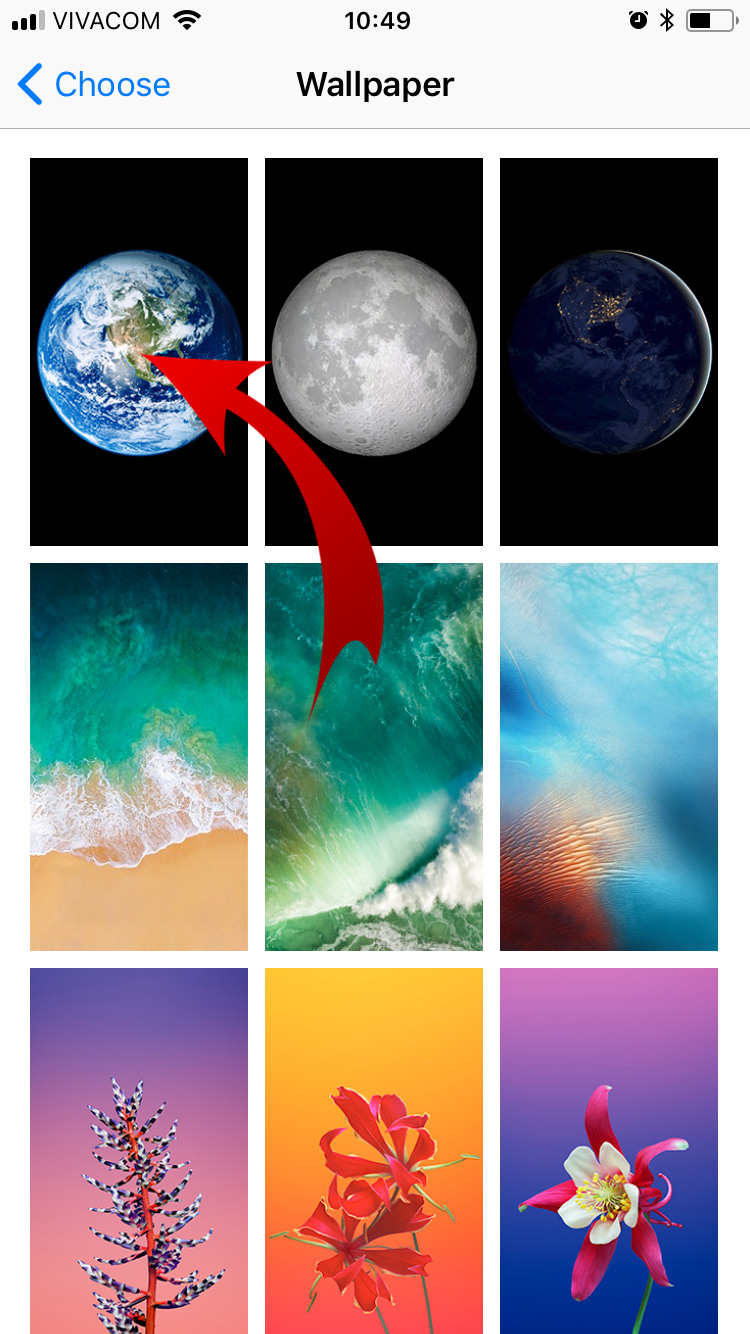iOS 11 brings back legendary wallpapers from original iPhone home 750x1334