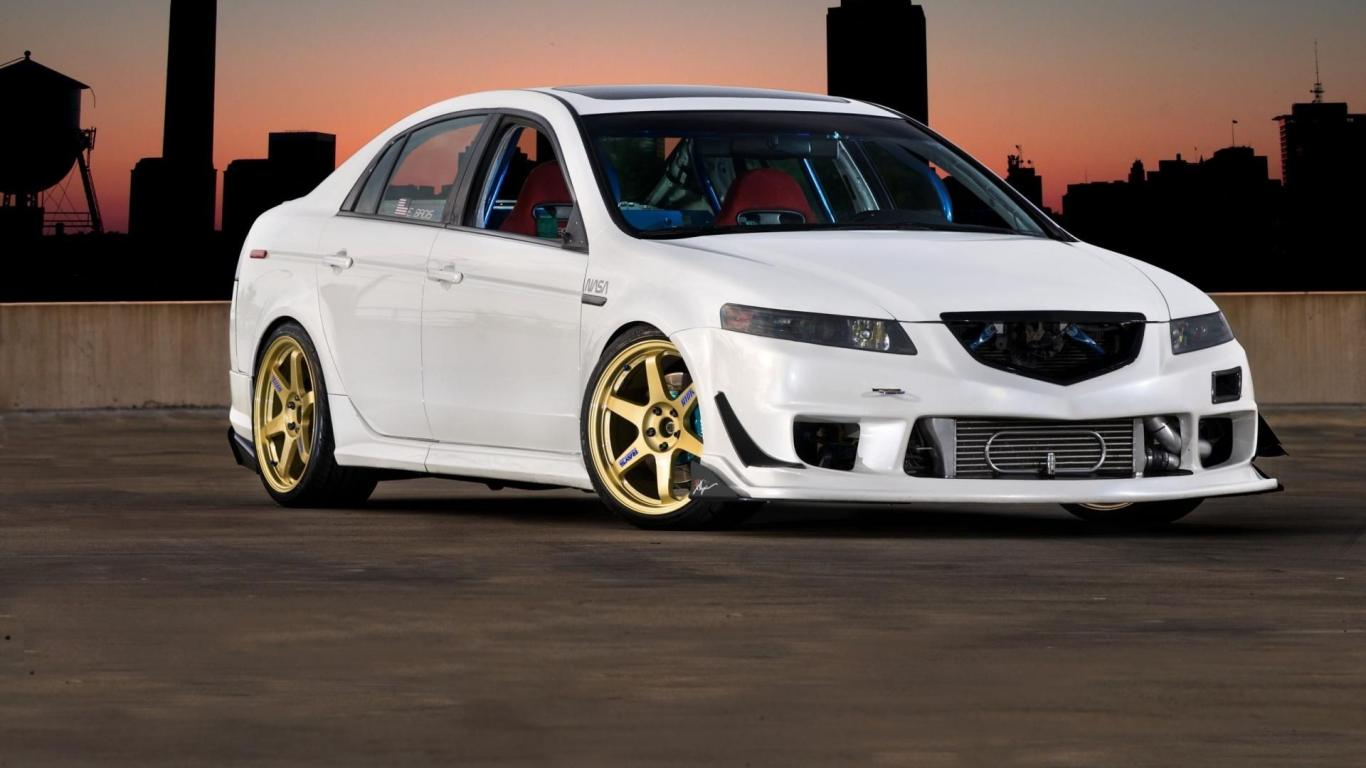 Acura TL Wallpapers Download UZ1AM56 WallpapersExpertcom 1366x768