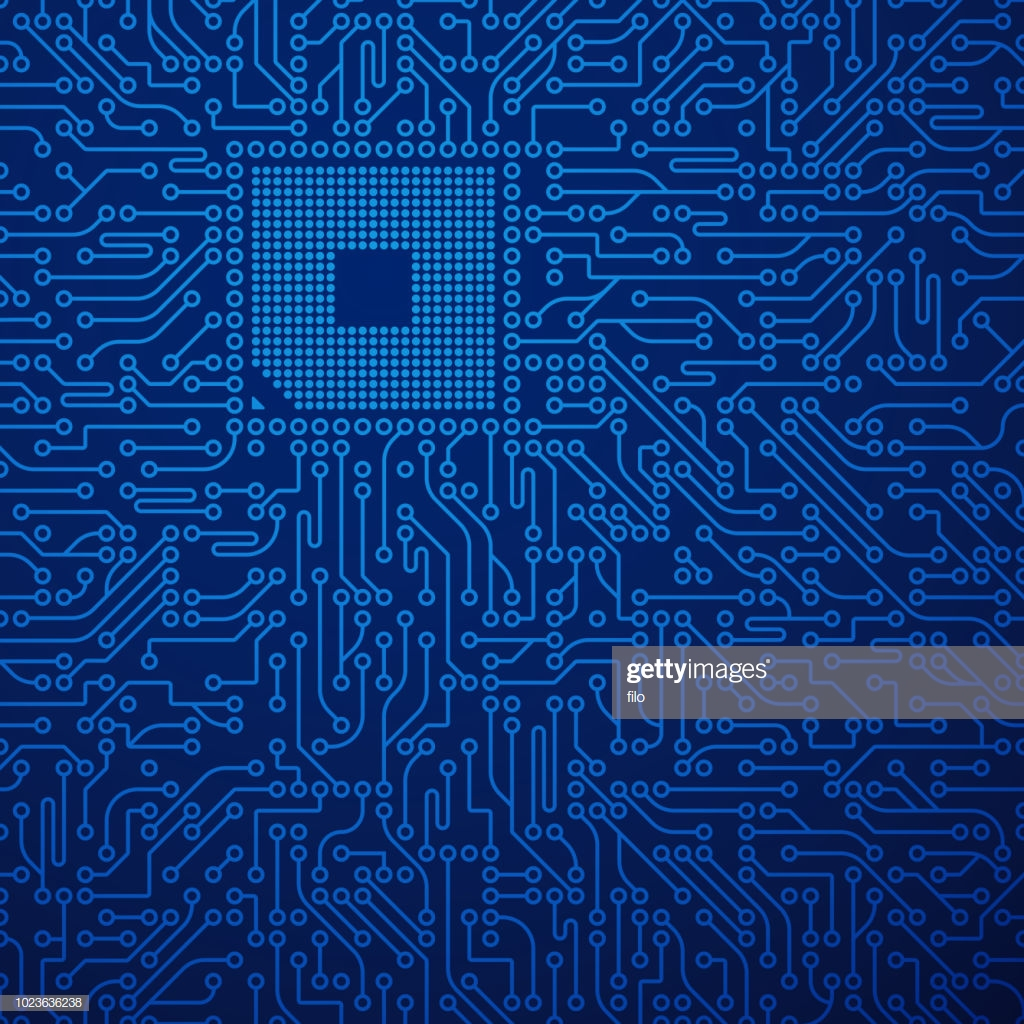 Circuits Circuit Board Background High Res Vector Graphic   Getty 1024x1024