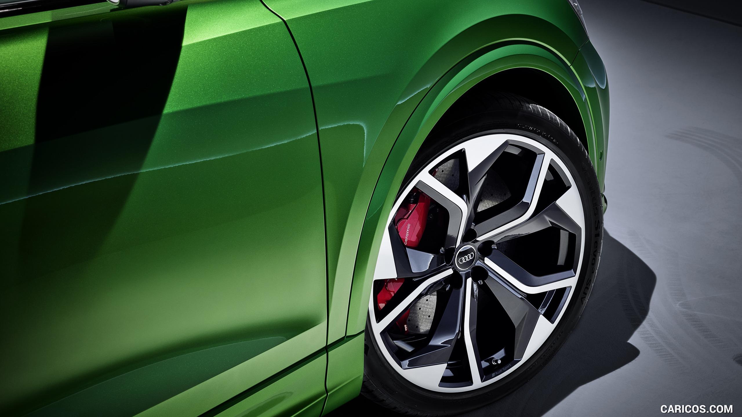 2020 Audi RS Q8   Wheel HD Wallpaper 8 2560x1440