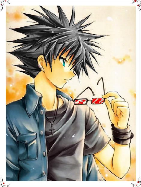 anime cool boys guys wallpapers images pictures stylish anime cool 470x623