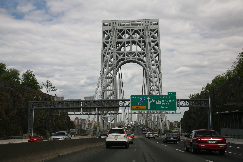 George Washington Bridge wallpaper 16jpg 3000x2000