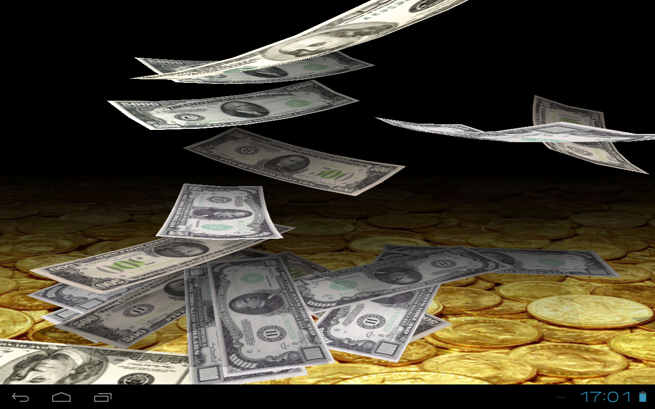Falling Money 3D Wallpaper   Android Apps on Google Play 1280x800