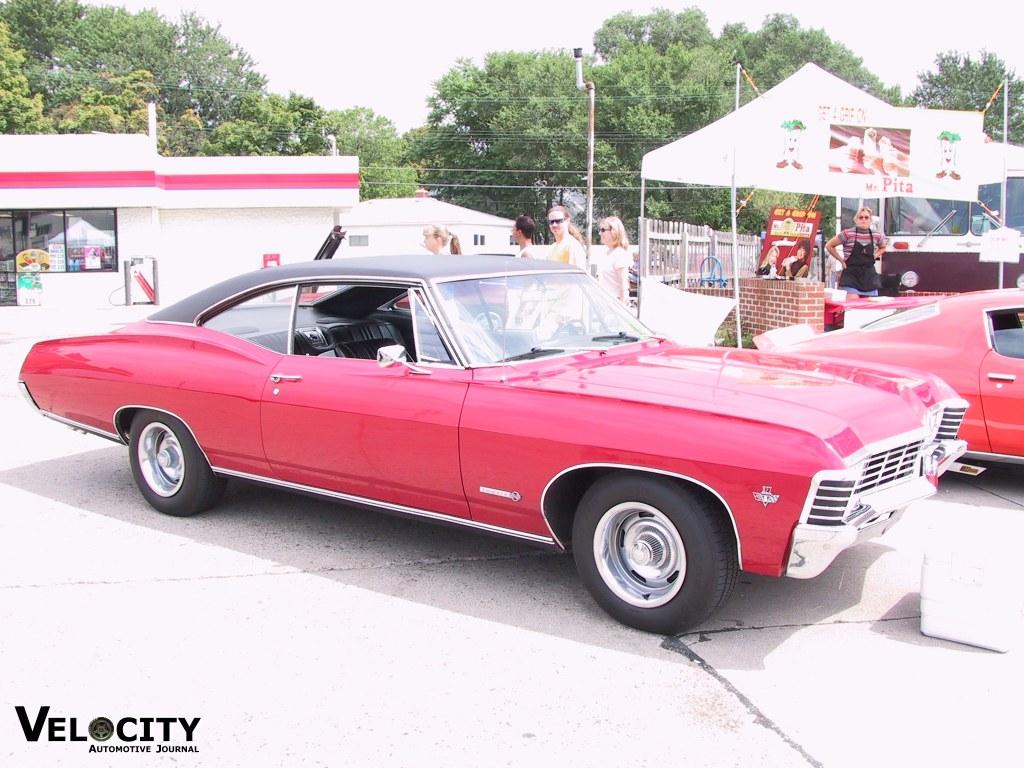 Kelebihan Kekurangan Chevrolet Impala 1967 Review