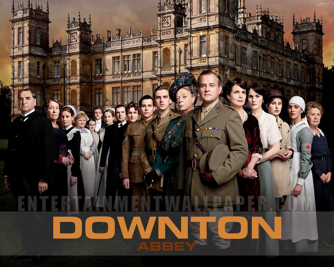 Downton Abbey 3   Downton Abbey Wallpaper 30467137 1280x1024