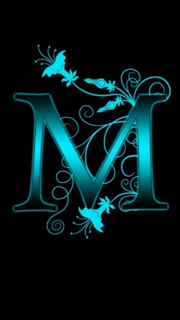 m letter logo wallpaper wwwimgkidcom the image kid