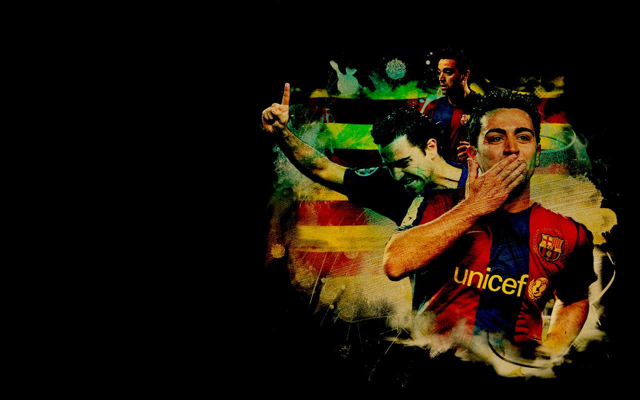 Xavi Hernandez Soccer Wallpaper   Football HD Wallpapers 1280x800