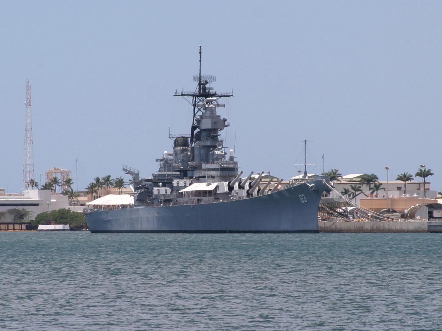 2005 05 0737 The USS Missouri Pearl Harborjpg 1406x1055