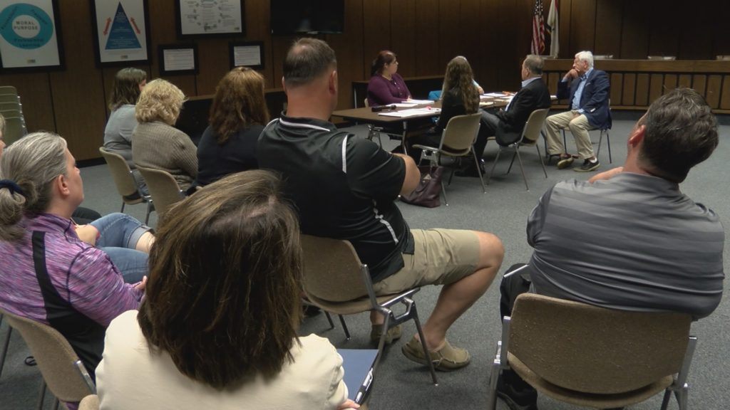 FWCS superintendent search committee begins process   FORT WAYNES NBC 1024x576