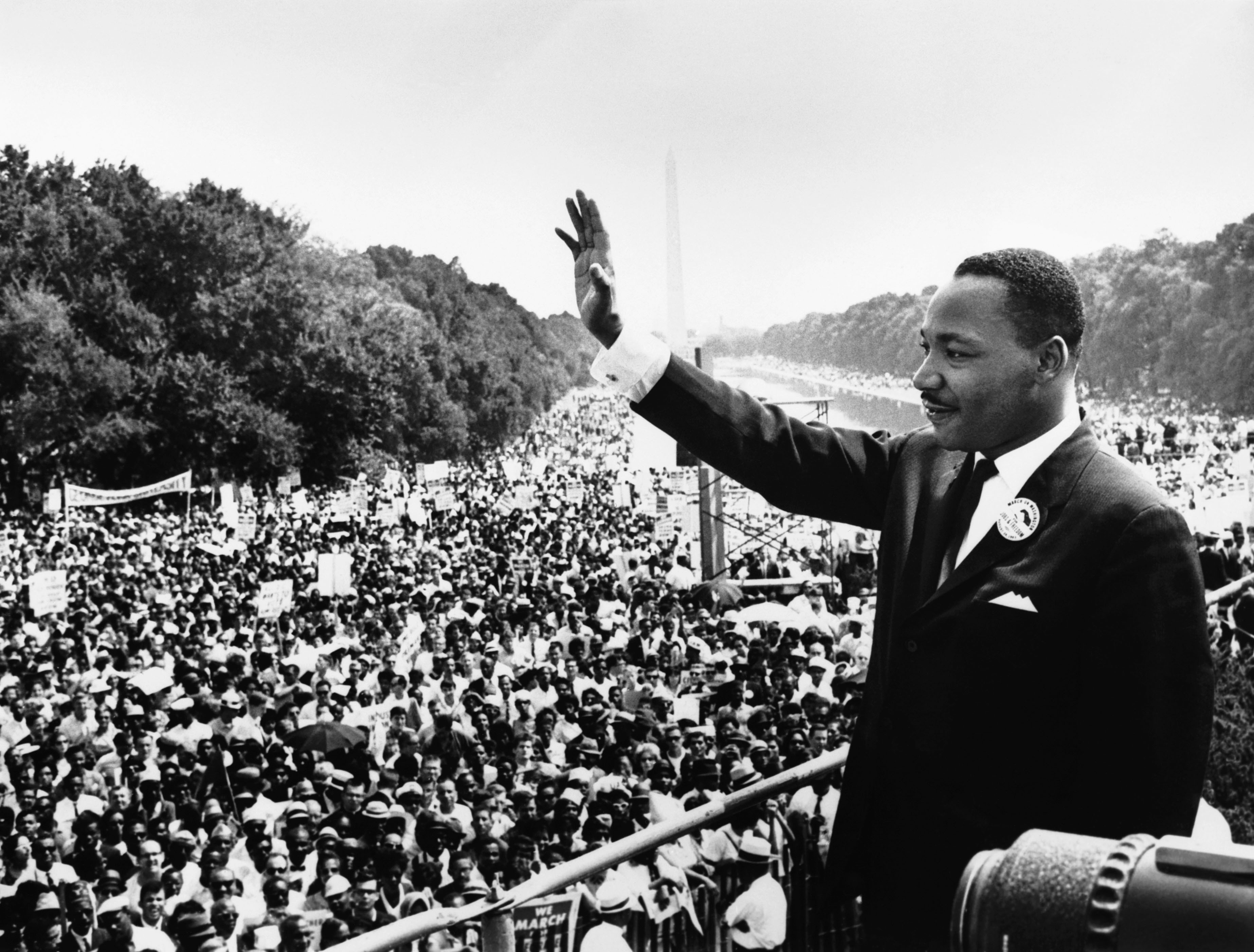 2 Martin Luther King Jr HD Wallpapers Background Images 3693x2805