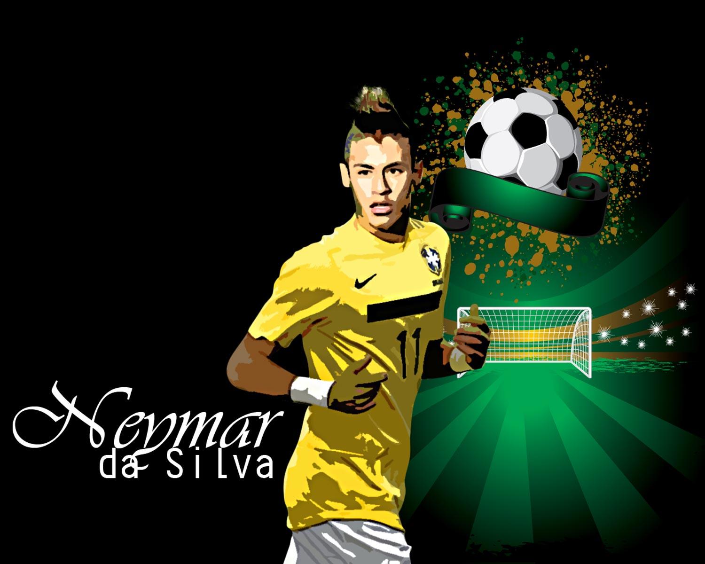 Hd wallpaper neymar - Neymar New Hd Wallpapers 1500x1200 Pixel Football Hd Wallpaper