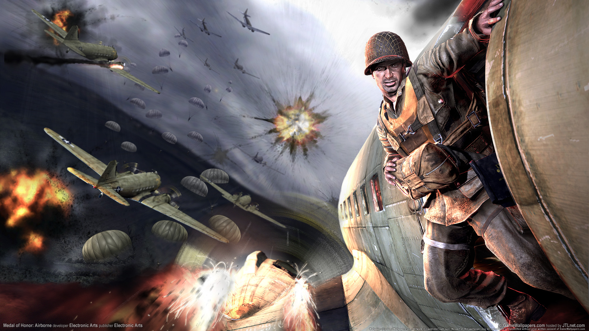 45 Medal Of Honor Airborne Wallpaper On Wallpapersafari