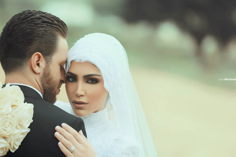 150 Most Romantic Muslim Couples Islamic Wedding Pictures 960x640