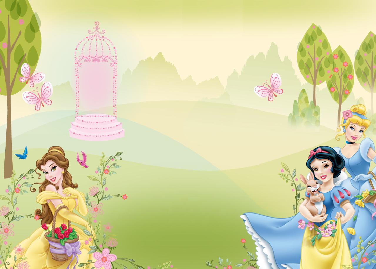 Disney Princesses   Spring Princess Wallpapers 1279x915