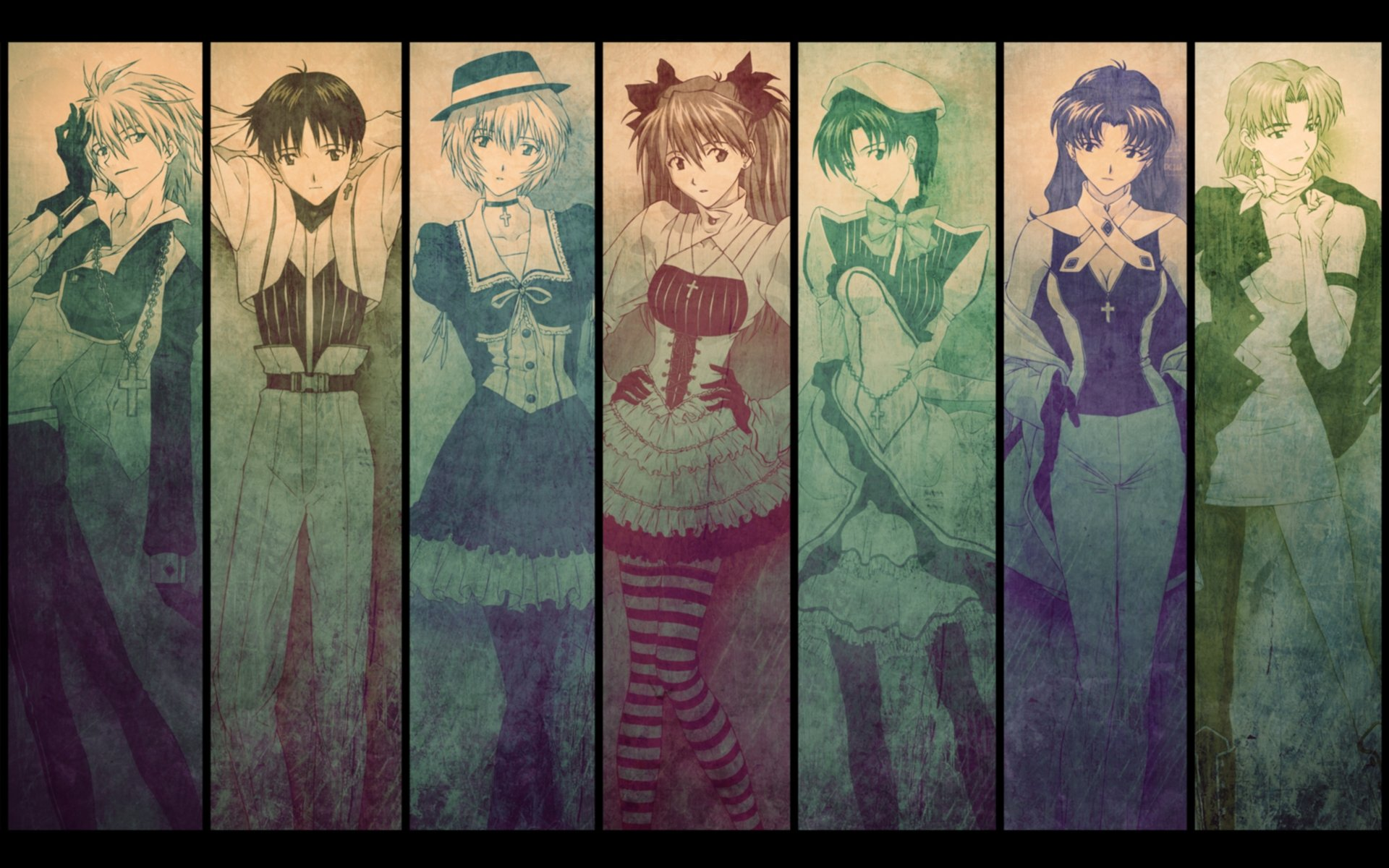 Anime Google Skins Vintage Anime Google Backgrounds Vintage Anime 1920x1200