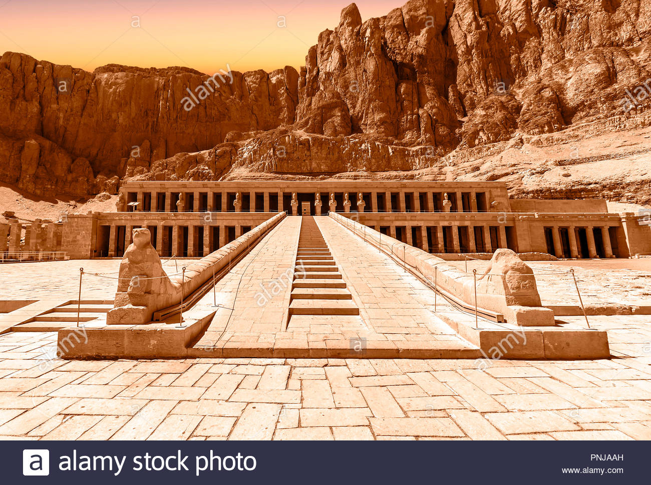 The Mortuary Temple of Hatshepsut also known as the Djeser 1300x969