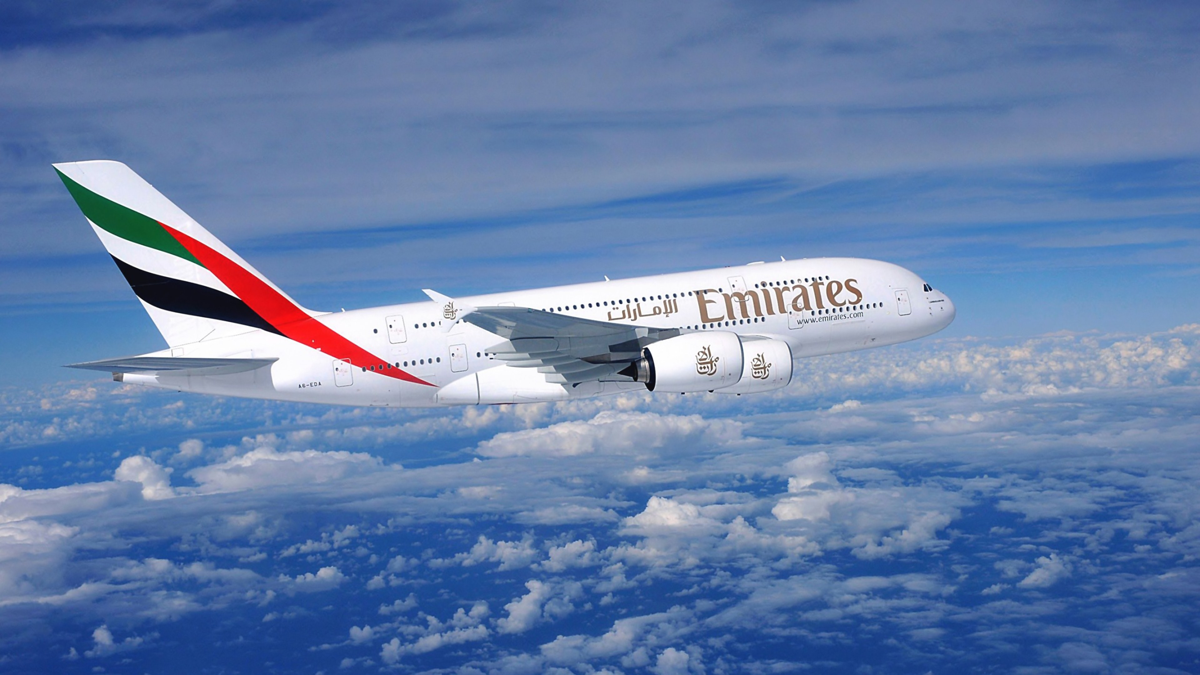 19 Airbus A380 HD Wallpapers Background Images 3840x2160