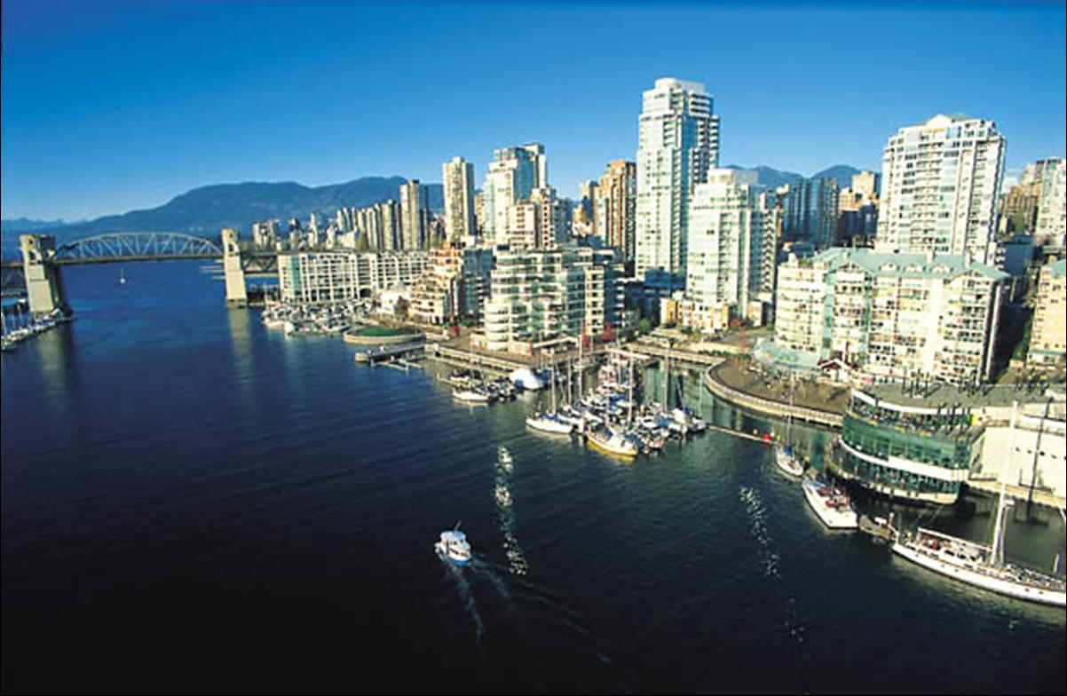 Vancouver HD Wallpapers Downtown Buildings Wallpaper City 85293 high 1202x784