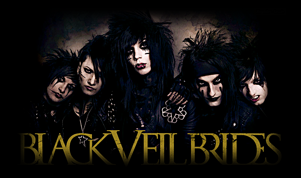 Black Veil Brides Background by Brandon Wright 1054x626