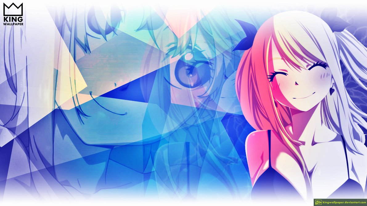 Lucy Wallpaper Fairy Tail by Kingwallpaper on deviantART 1191x670