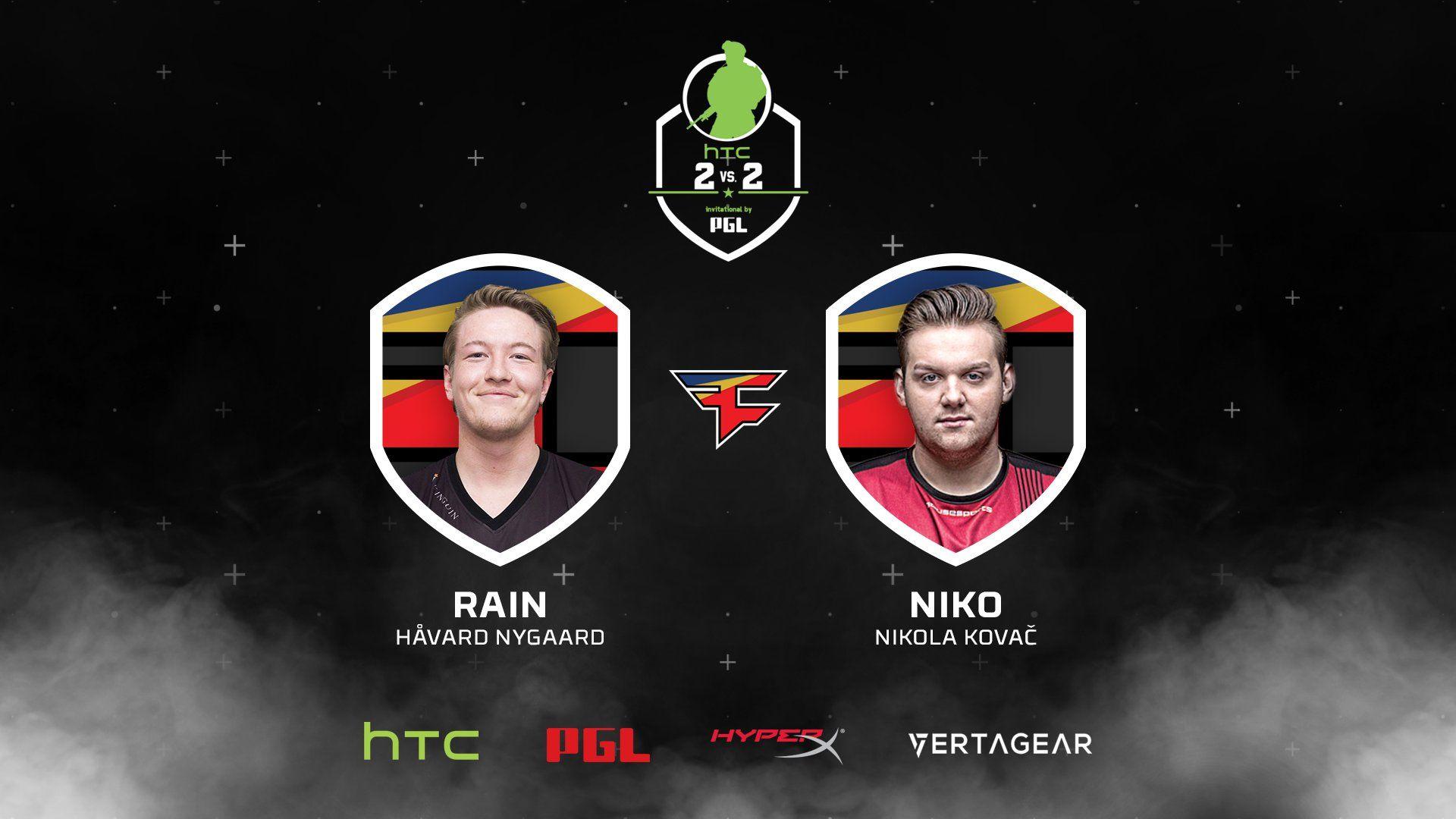 rain and NiKo to HTC 2x2 games globaloffensive CSGO 1920x1080