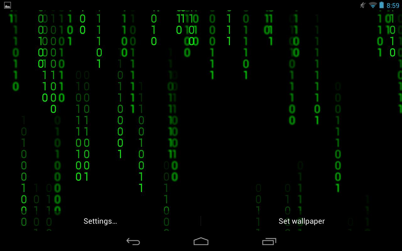 Download Hacker Live Wallpaper for android Hacker Live 1280x800