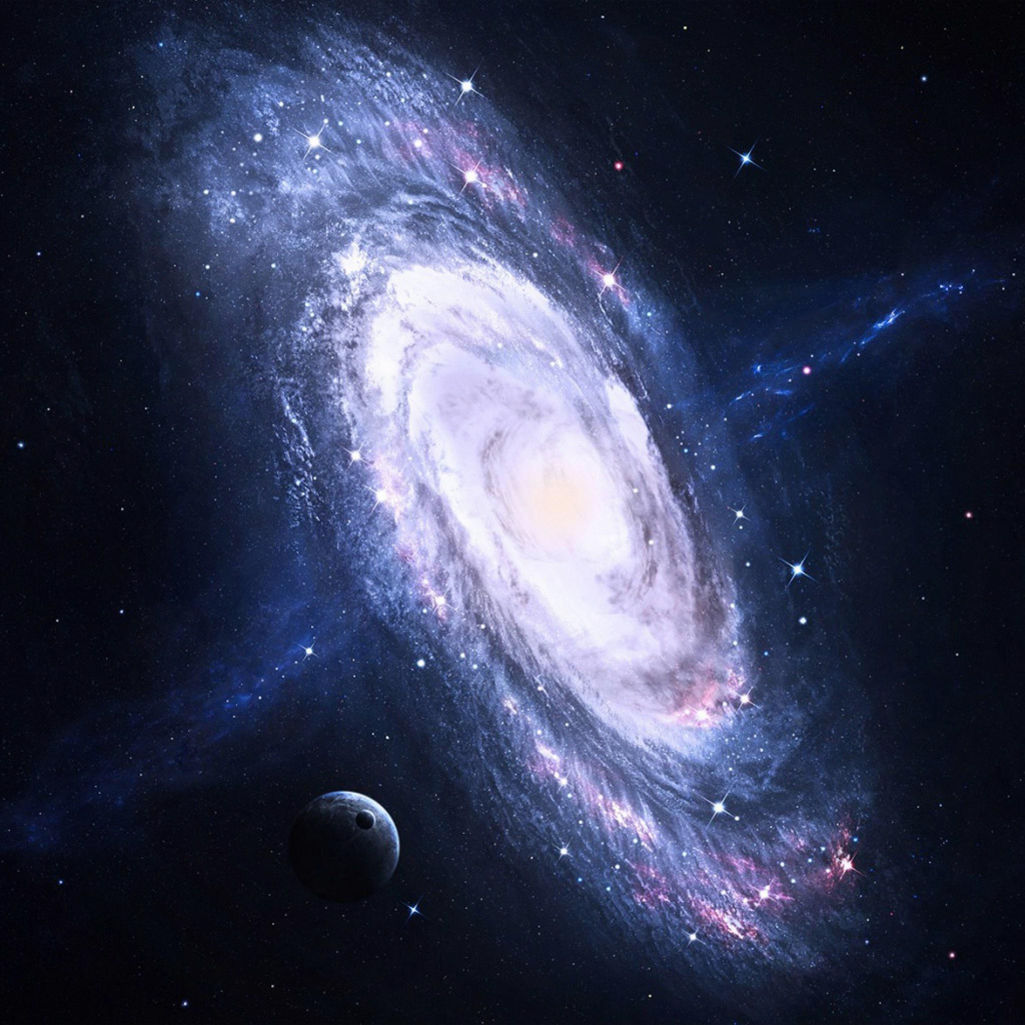 Galaxy Wallpapers: Andromeda Galaxy Wallpaper HD