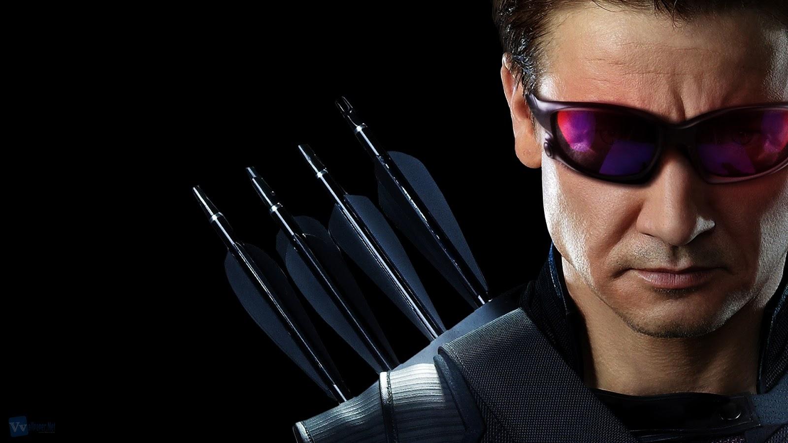 The Avengers Hawkeye Clint Barton HD WallpapersImage to Wallpaper 1600x900