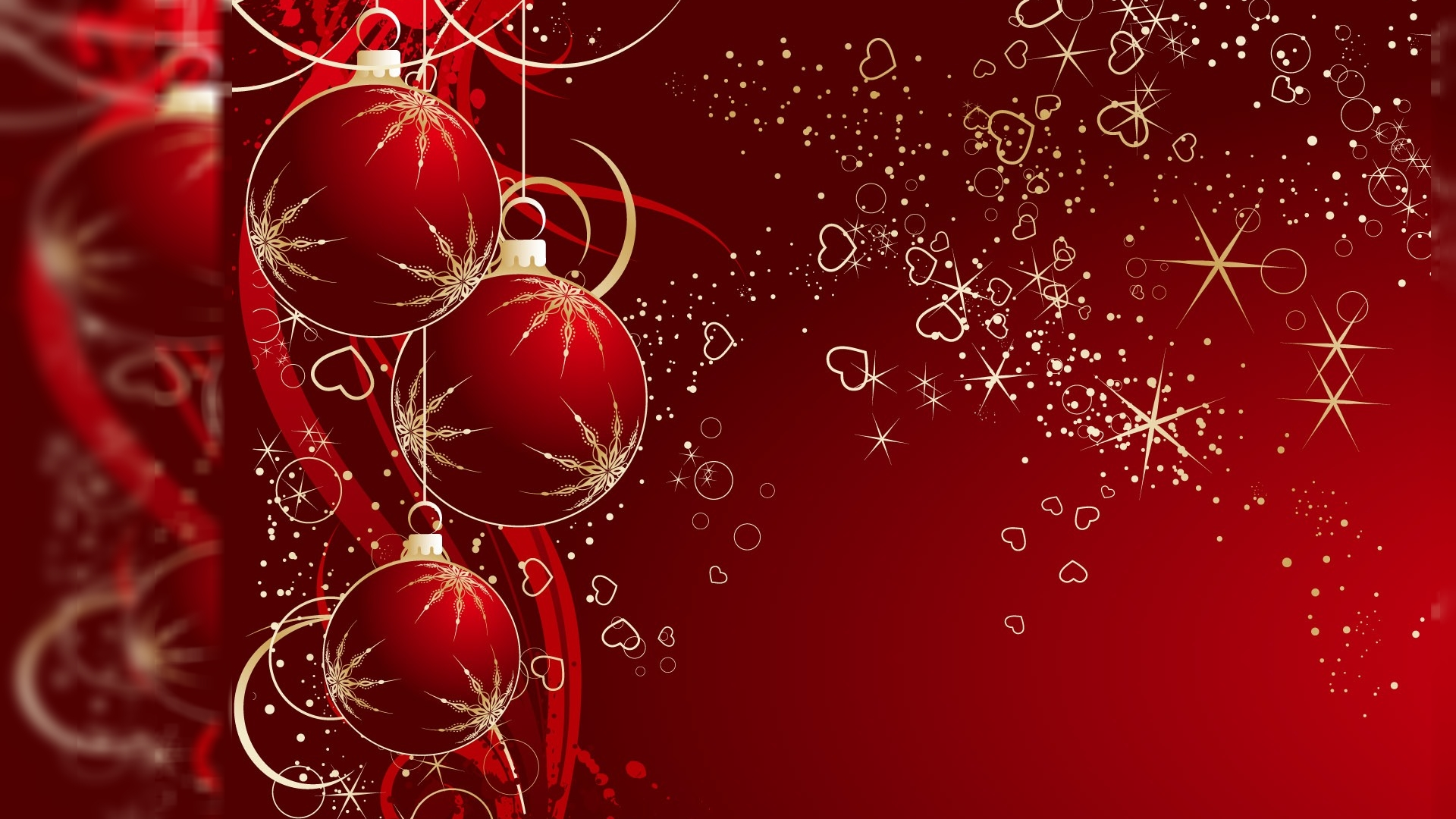 Christmas Desktop Free Theme Wallpaper