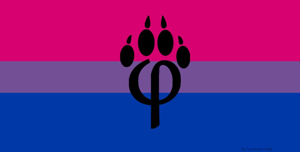 Free Download Bi Pride Furry Pride Wallpaper By