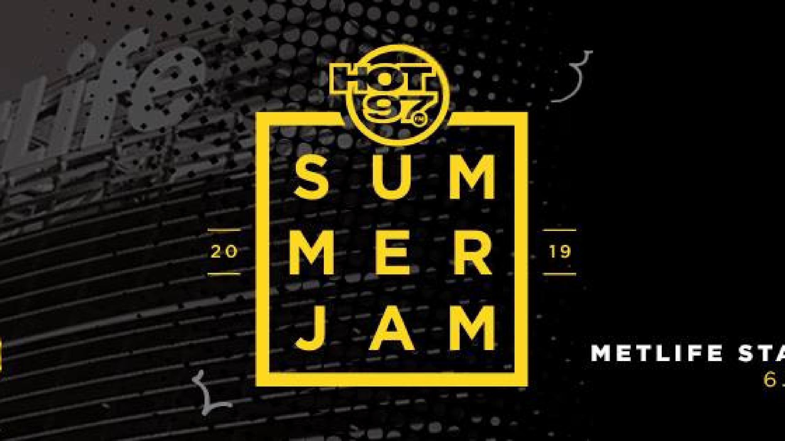 Hot 97 Summer Jam 2019 Tickets lineup bands for Hot 97 Summer 2560x1440