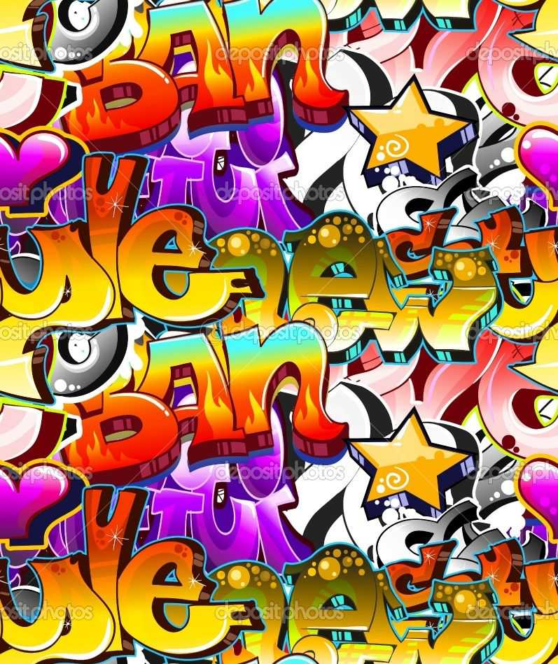 Cool Graffiti Background Designs You can see this cool graffiti 797x949
