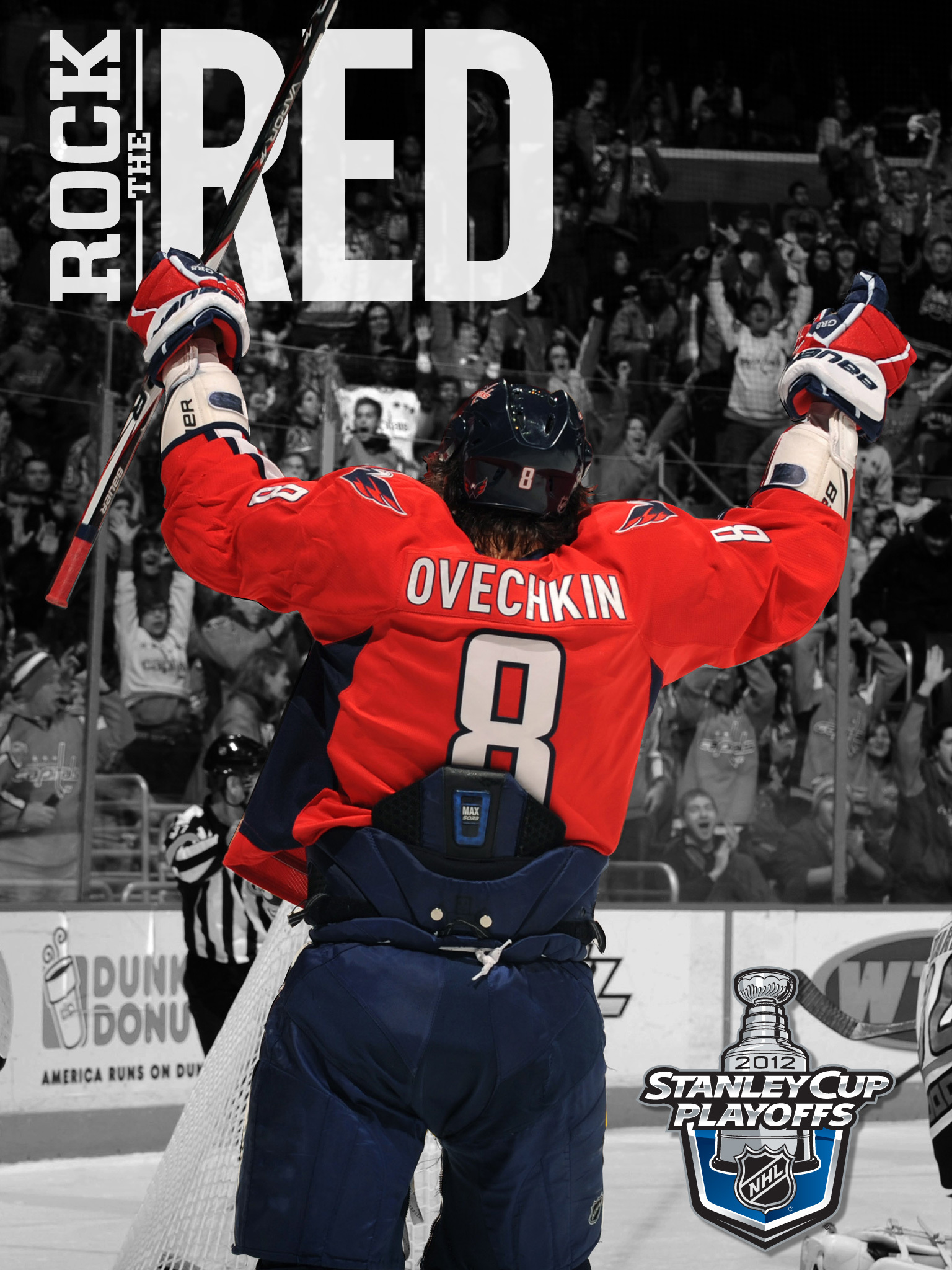 Washington Capitals 2012 Playoff Wallpapers   Washington Capitals 1536x2048