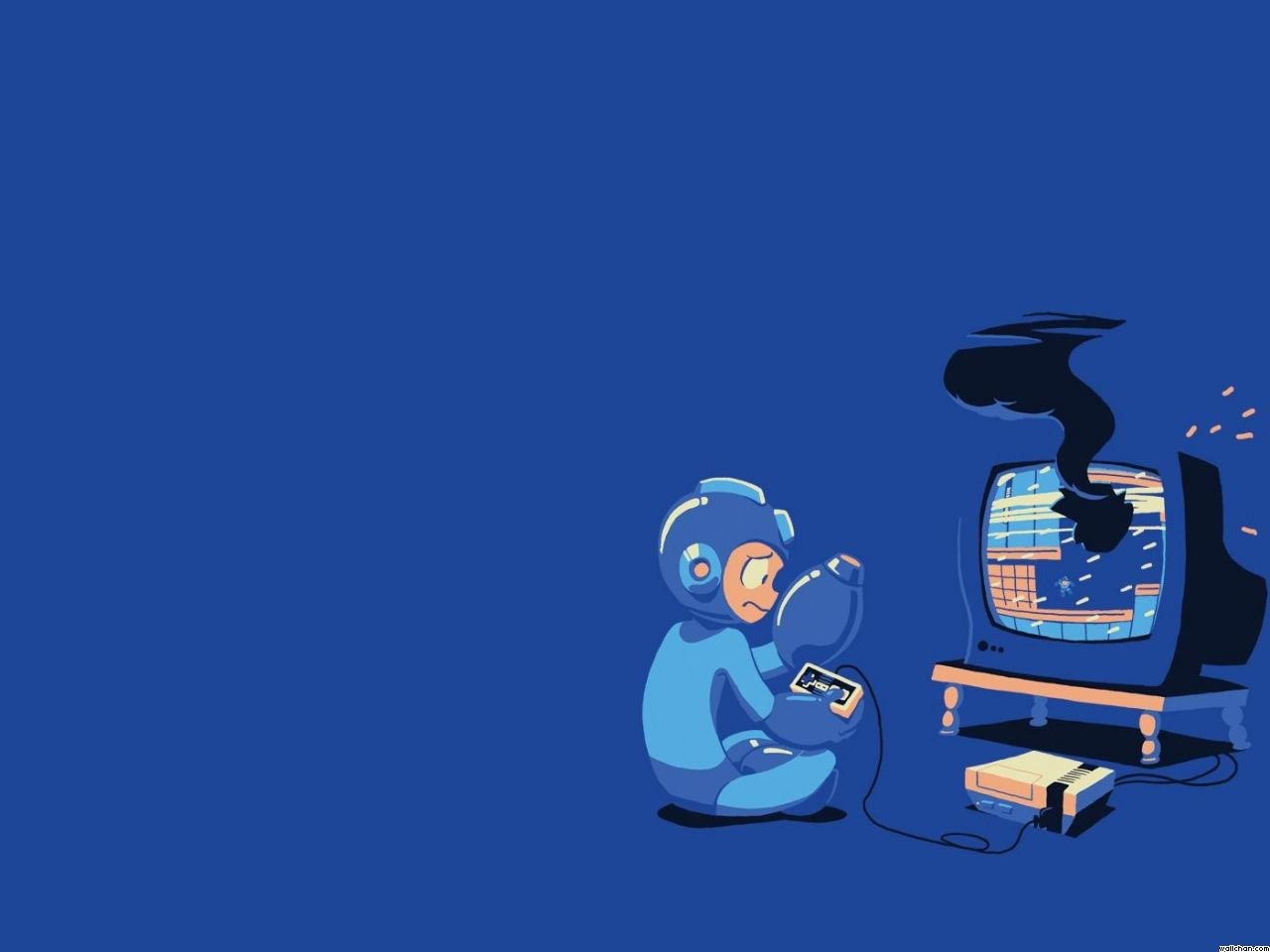 megaman wallpaper 1080p wallpapersafari