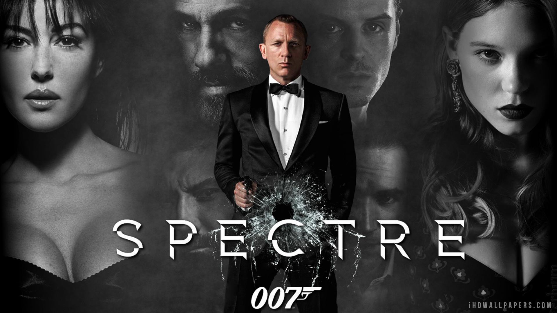 Spectre Movie 2015 HD Wallpaper   iHD Wallpapers 1920x1080